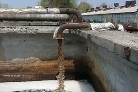 У поселений Ленобласти забрали водоотведение