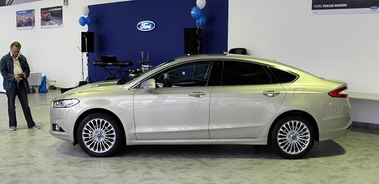 В Казахстане стартовали продажи бизнес-седана Ford Mondeo пятого поколения.