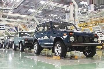 В апреле выпуск легковых автомобилей сократился на 21,9%