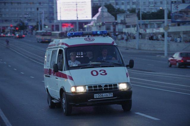 На стройке в Кудрово умер молодой рабочий