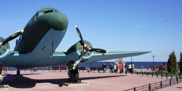 """На """"Дороге жизни"""" появится новый музей с самолётом"""