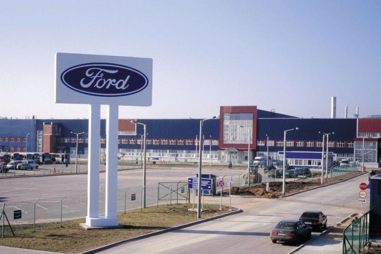 В Ленинградской области написали закон для завода Ford