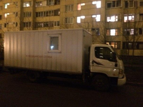 В Колтушах Всеволожского района нашли автомобиль с рентген-оборудованием, угнанный в Петербурге.