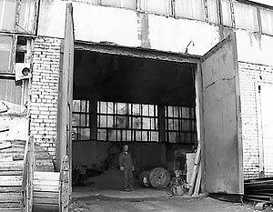 Во Всеволожском районе ограблен завод