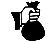 Из банка на Дунайском проспекте грабитель вынес полмиллиона