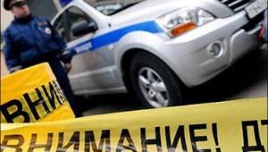 В Мистолово столкнулись два автомобиля