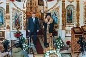 На 40-й день после крушения российского самолета в Египте панихида по погибшим была совершена во Всеволжске Ленинградской области