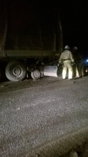 Во Всеволожском районе погибла женщина-водитель