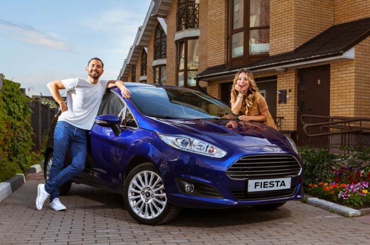 Ford Sollers начал поставки Ford Fiesta российской сборки в Казахстан