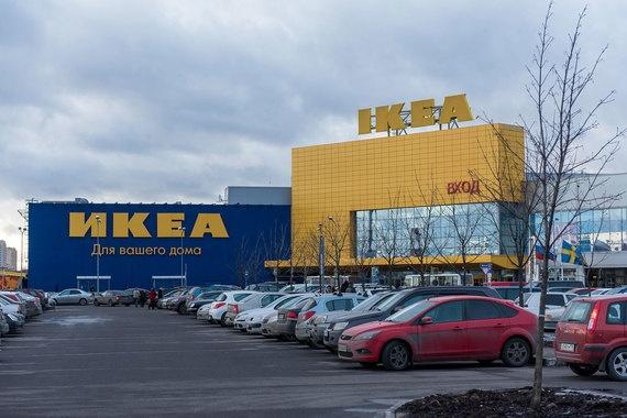 IKEA инвестирует 700 млн рублей в строительство развязки около ТЦ «Мега Дыбенко»