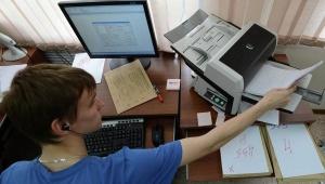 В несколько районов Ленобласти поставят 24 сканера для бланков ЕГЭ