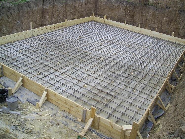 В коттеджном поселке «Прайд» заложен фундамент для новых домов