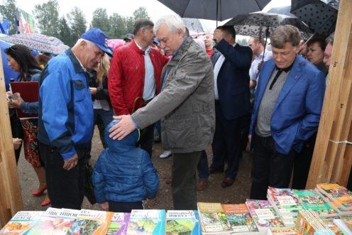 Во Всеволожском районе откроются выездные «Книжные аллеи»