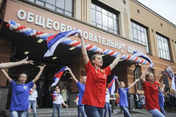 Во Всеволожском районе открыта самая большая школа на Северо-Западе