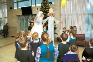 Новогодняя ёлка – на Николу Зимнего