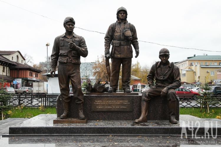 В Ленобласти выберут лучший проект памятника пожарным и спасателям