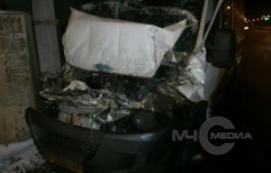 Спасатели ликвидировали последствия автоаварии во Всеволожске