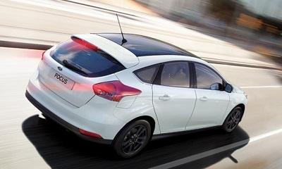 В России начались продажи Ford Fiesta и Focus новой серии White and Black