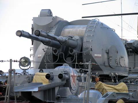 """На полигоне """"Ржевка"""" иностранным делегациям продемонстрировали действие артиллерийских систем"""