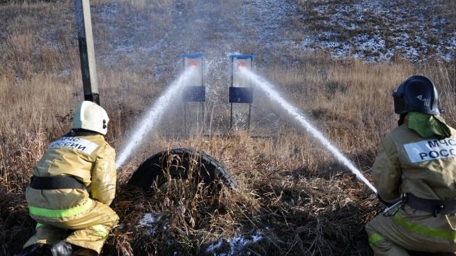 В Мурино состоятся областные соревнования по пожарному биатлону