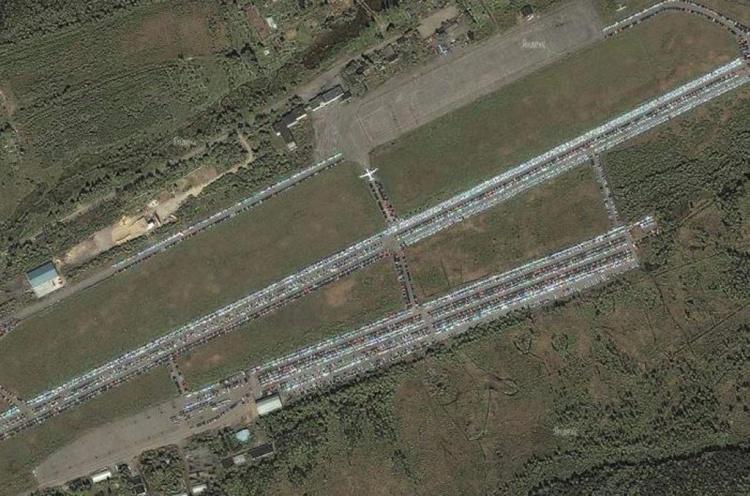 Аэродром «Ржевка» застроят