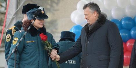 Ленинградская область отмечает «День Спасателя»