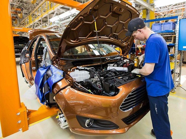 СП Ford Sollers, изучает возможности по сборке на своих мощностях машин других брендов