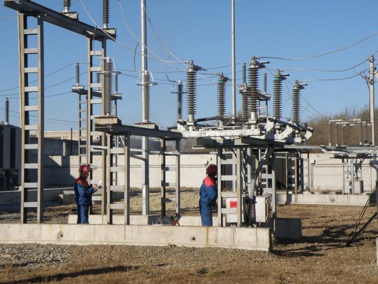 Энергетики ПАО «Ленэнерго»