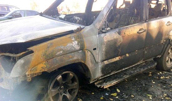 Очевидцы: Prado на Доблести уничтожили из мести
