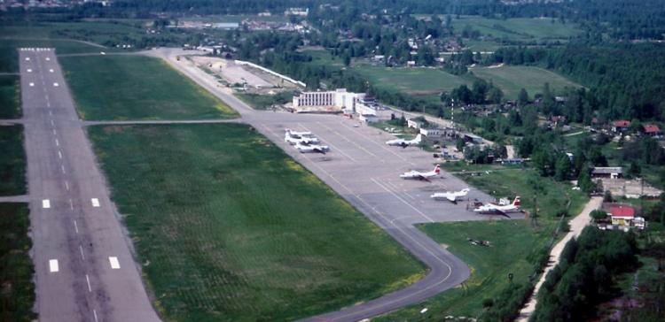 Аэропорт «Ржевка» превратится в жилой микрорайон