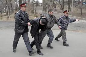 Во Всеволожском районе задержан гражданин, находящийся в розыске