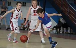 """""""Детский спорт"""" отыграл финал Лиги по баскетболу"""
