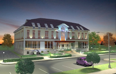 В Кузьмоловском построят торгово-офисный центр