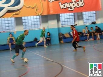 Дагестанцы приняли участие в I Межнациональном турнире по мини-футболу «Вместе мы – Россия» в Ленинградской области