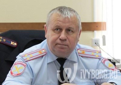 СМИ: Главу УМВД по Выборгскому району Ленобласти попросили уволиться