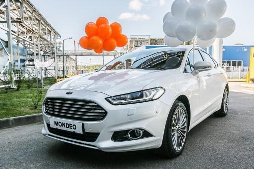Всеволожский завод Ford Sollers отпраздновал 15-летие Mondeo в России выпуском 60-тысячного экземпляра этой модели.