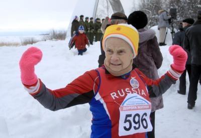 """47 международный зимний марафон """"Дорога жизни"""" пройдет 31 января 2016"""