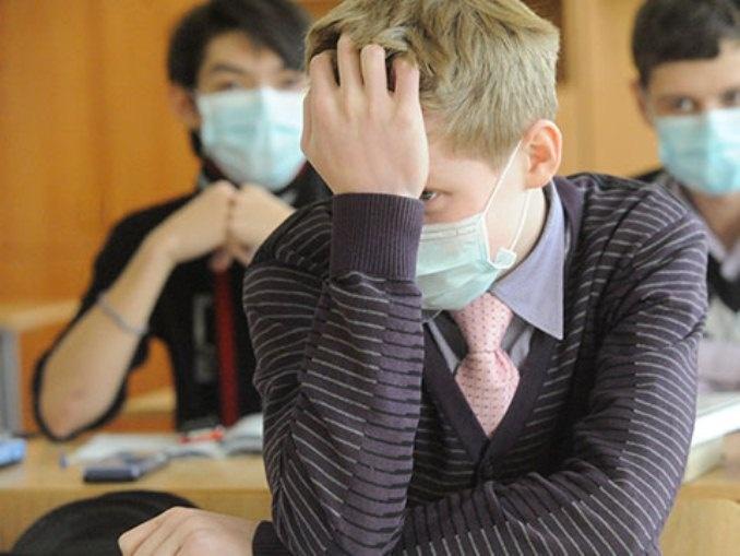 Заболеваемость гриппом и ОРВИ в Ленобласти по-прежнему превышает эпидпорог