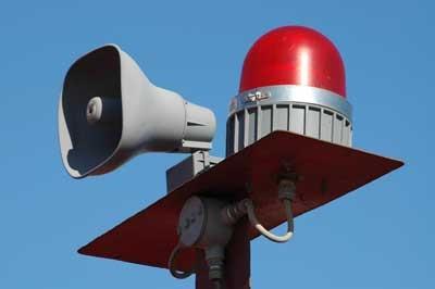 Наладка системы оповещения в Новодевяткино