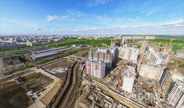 Деревню Кудрово предлагают объединить с Петербургом