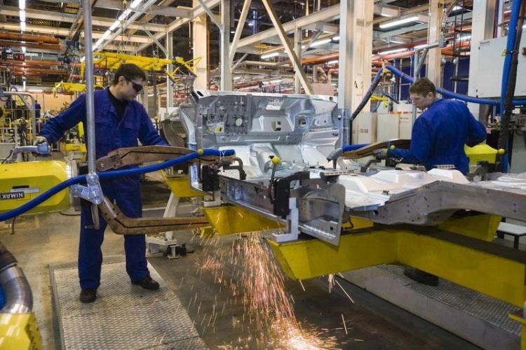 На заводе Ford в Ленинградской области под сокращение попадут 150 человек