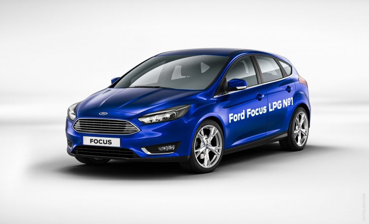 Ford Sollers представила новый Focus на газу, произведенный во Всеволожске