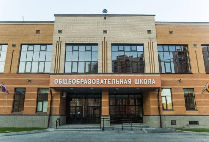 Самая большая в СЗФО школа откроется 1 сентября в Кудрово
