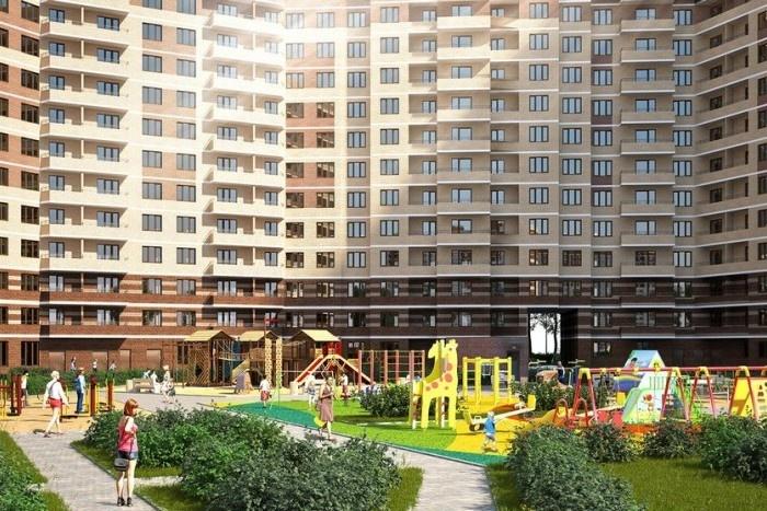 "В новом корпусе ЖК ""Муринский Посад"" открыта продажа квартир"