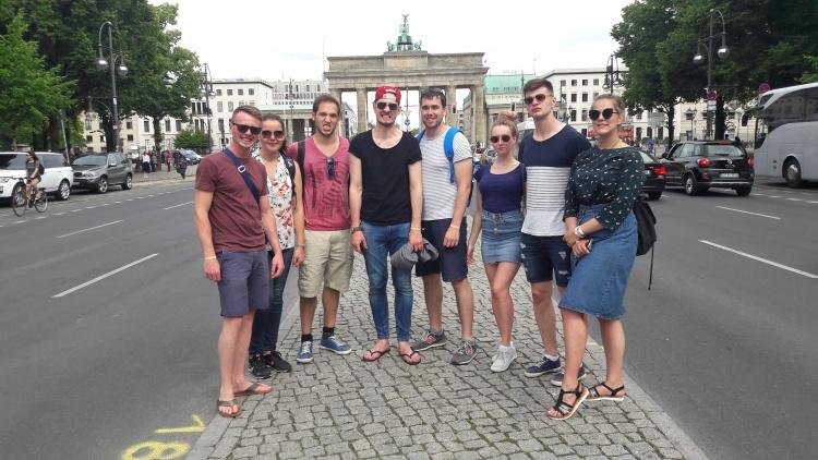 Молодежь Нового Девяткино посетила Германию, где представила Россию на чемпионате Европы по уличному футболу