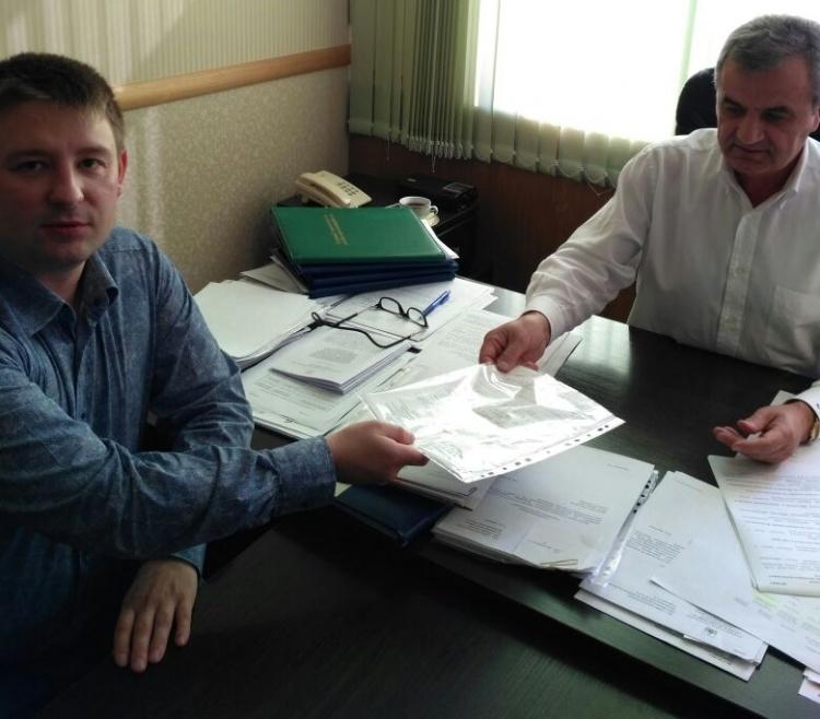 Благоустройство Зиньковки: письмо подписано и доставлено